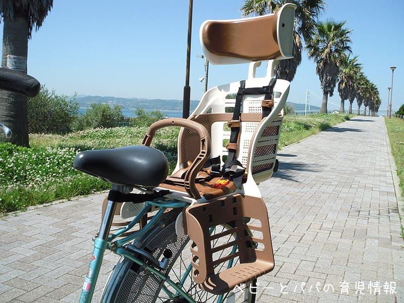 Ogkの自転車後ろのせチャイルドシート Rbc 007dx3レビュー Baby Papa