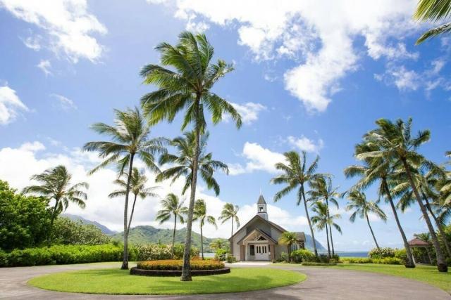 ハワイのチャペル