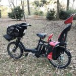 子乗せ専用電動アシスト自転車